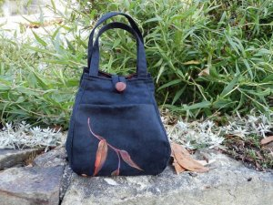 Hand Bag by lindywhittonstudio