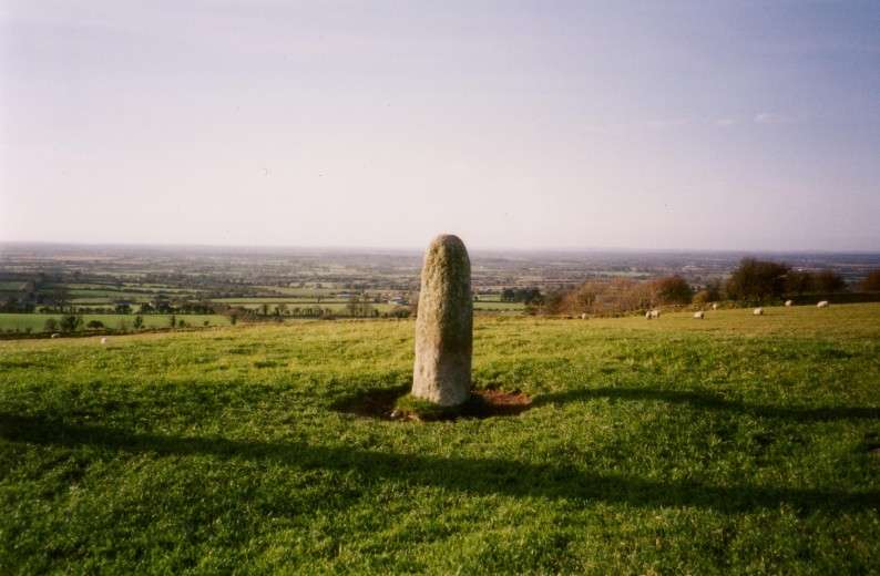 Fertility Stone - Tara, Ireland