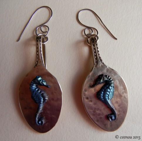"""""""Seahorse Teaspoons"""""""
