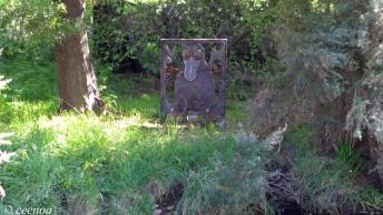 Platypus Sculpture