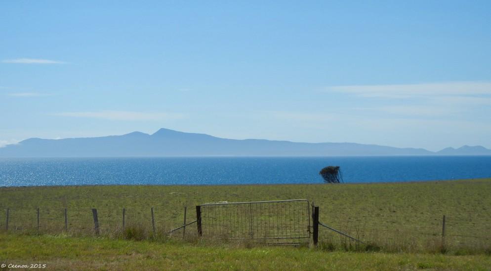 Kelvedon Beach,  East Coast, Tasmania