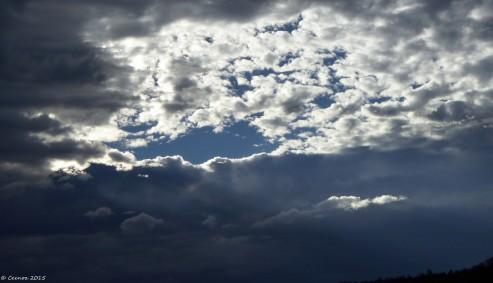 Morning Skybeams