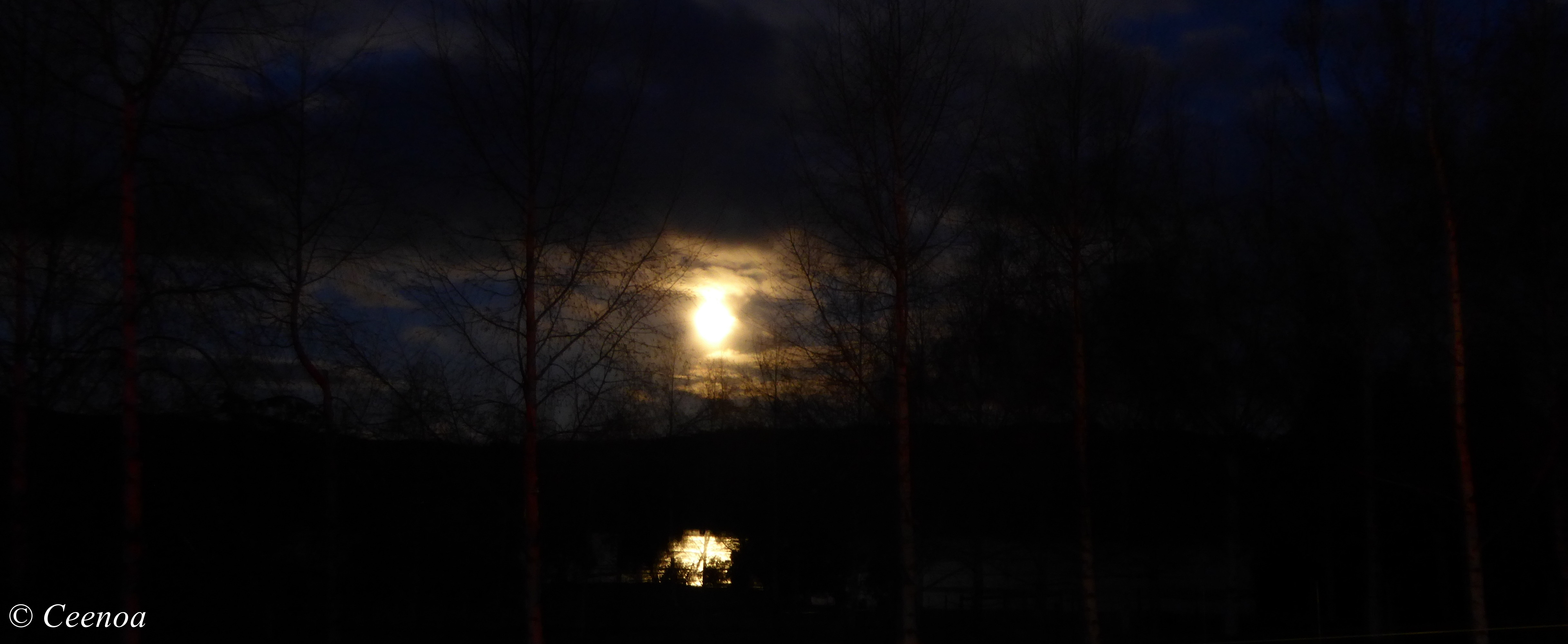 moon river view (5) – to search and to find