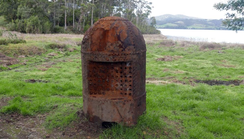 Rusty Sentinel
