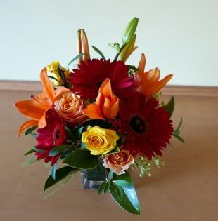 work-flowers