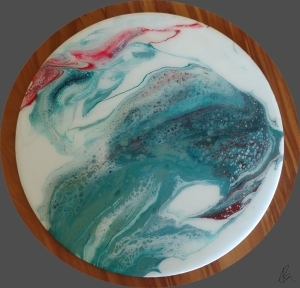 Painting #105a - Resin