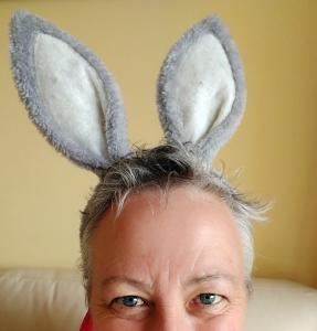 Bunny ears Me