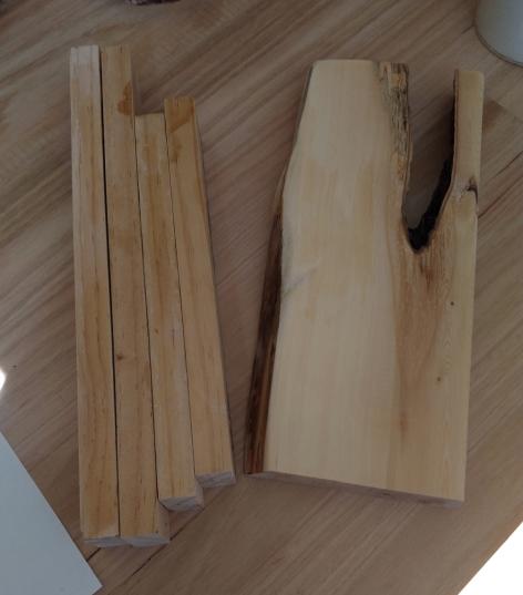 Sand Timber