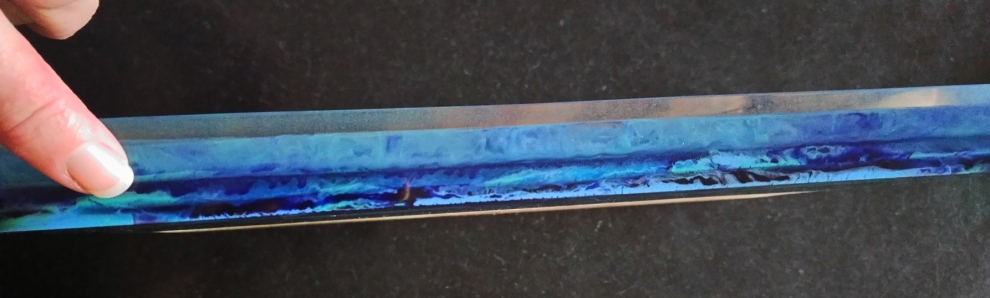 Inlet - Huon Pine & Resin Serving Board - Finished (5)
